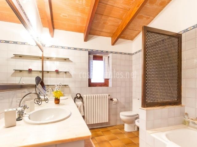 Baño General En Cama: hort des Turó en Sant Jordi De Ses Salines/sant Jordi De (Mallorca