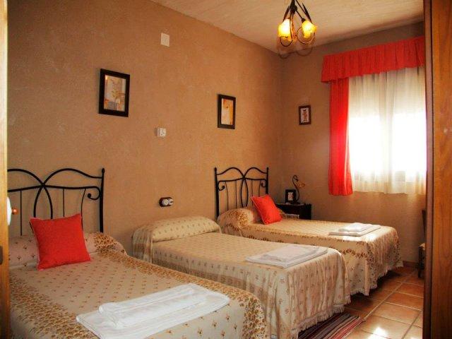 Alhambra los molares en alhambra ciudad real - Tres camas en habitacion pequena ...