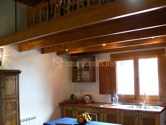 Casa el roble en moya gran canaria - Casas de madera en gran canaria ...
