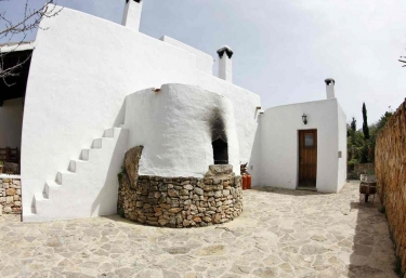 Casas rurales en santa eularia des riu con barbacoa - Ibiza casas rurales ...