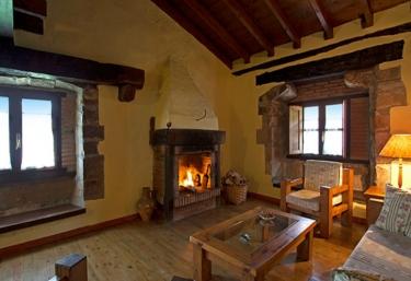 Casas rurales en camijanes con chimenea - Casas rurales con chimenea para dos personas ...