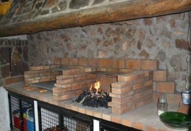 Casas rurales en huermeda con barbacoa - Casa rural huermeda ...