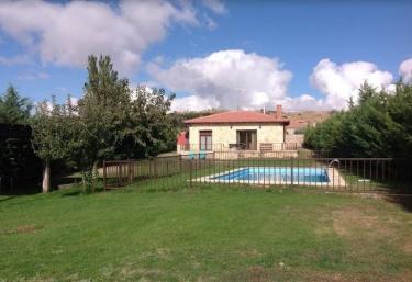 Casas rurales con piscina for Las mejores casas rurales con piscina