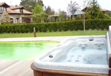 casas rurales en pa s vasco con piscina