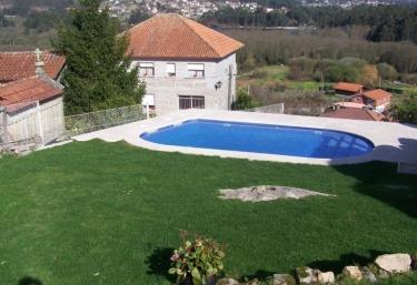 Casas rurales en galicia con piscina - Casas rurales en galicia con encanto ...