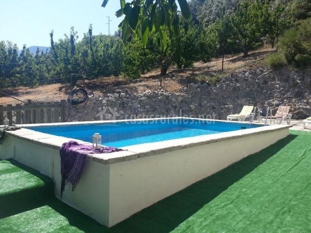 Muebles De Baño Ubeda:Casa Jurinea en Torres (Jaén)