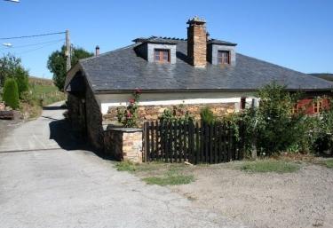 Casas rurales en nonide con chimenea for Casa rural con chimenea asturias