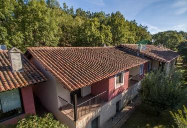 Casas rurales con piscina for Casas rurales en caceres con piscina