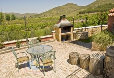 Casas rurales en carenas con barbacoa - Casa rural huermeda ...