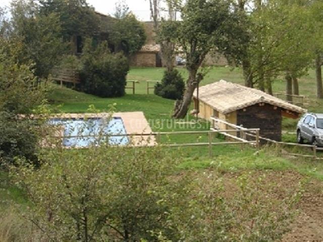 La salada en lladurs lleida - Casas rurales lleida piscina ...