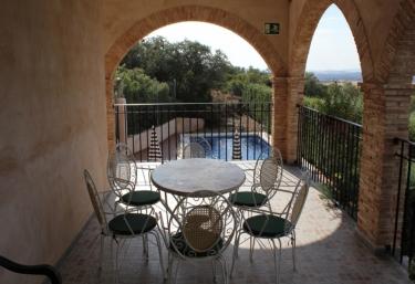 Casas rurales en santa cruz de mudela con piscina for Piscinas en santa cruz