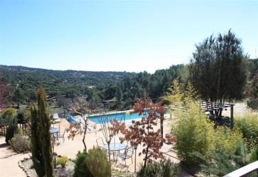 Casas rurales en vila con piscina p gina 9 for Hoteles en avila con piscina