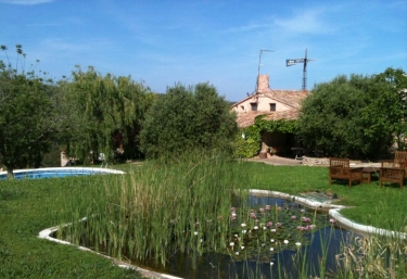 Casas rurales en torrelles de foix con piscina - Alquiler casas rurales barcelona ...