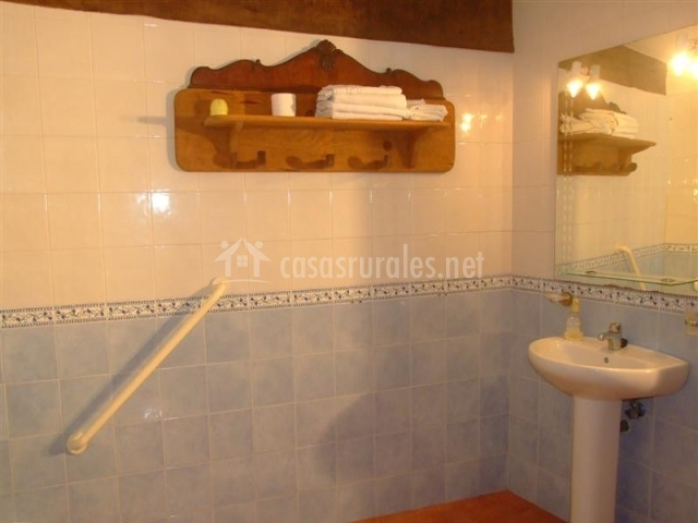Baño Adaptado Para Discapacitados:plato de ducha habilitado para ...