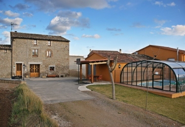 Casas rurales en orista con piscina - Casa rural con piscina cubierta ...