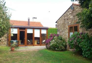 Casas rurales en galicia con chimenea p gina 5 - Casas rurales con encanto en galicia ...
