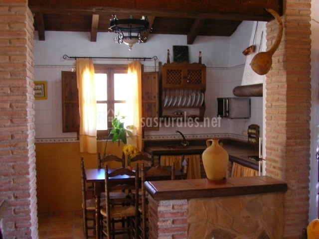 Casa la herradura sur el torcal en villanueva de la - Cocinas torcal ...