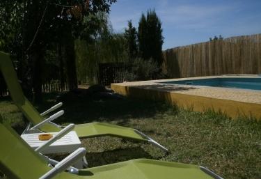 Casas rurales en rebollar con piscina - Casas rurales en el jerte con piscina ...