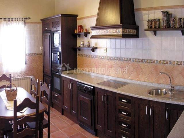 Casa rural cervantes en retuerta de bullaque ciudad real - Muebles cocina ciudad real ...