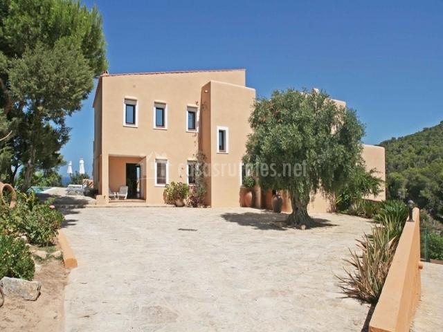 Ses marjades en cala vadella ibiza - Ibiza casas rurales ...