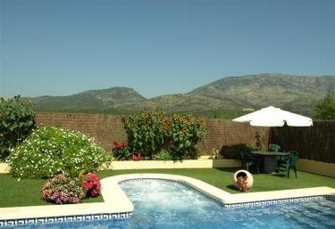 Casas rurales en comunidad valenciana con jacuzzi for Casas rurales con piscina comunidad valenciana