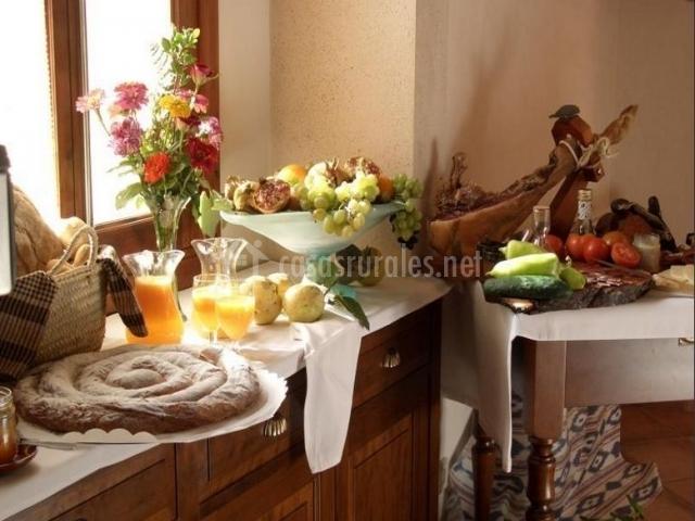 Agroturismo can bessol en felanitx mallorca for Casa jardin buffet