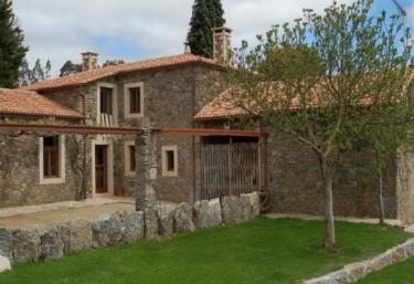Casas rurales en galicia con barbacoa p gina 6 - Casas rurales en galicia con encanto ...