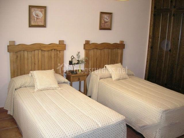 El labriego en fuente el fresno ciudad real - Dormitorios dos camas ...