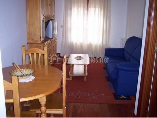 Sala De Estar Y Comedor ~ sala de estar con mesa de comedor sala de estar