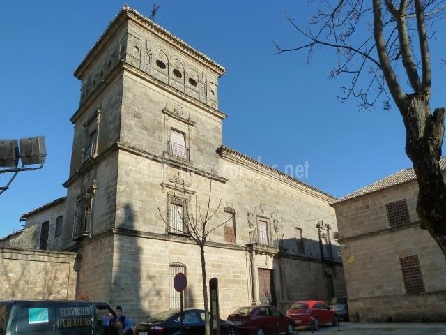 Muebles De Baño Ubeda:Palacio del marqués de Mancera en el municipio de úbeda