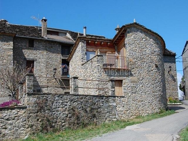 Construyendo la casa bioclim tica casas rurales de - Rehabilitacion casas rurales ...