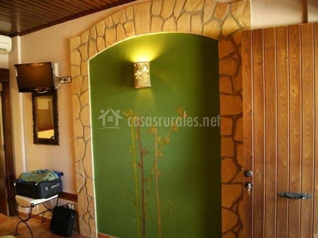 Hotel rural rinc n del cierzo en lecera zaragoza - Hotel puerta del arco ...
