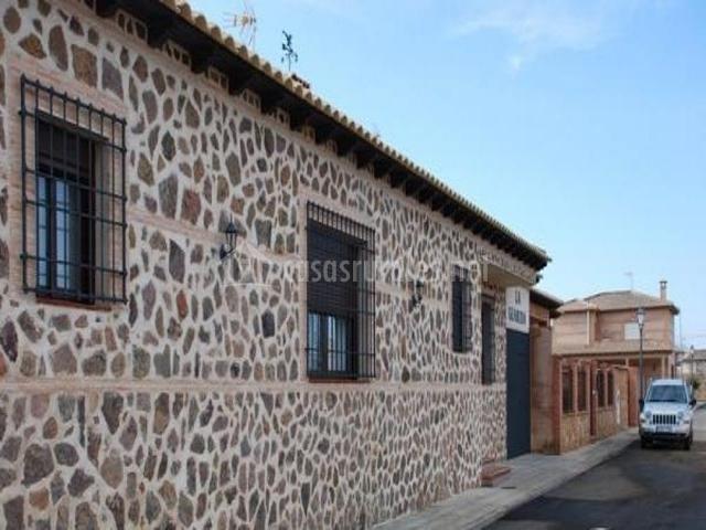 Nuevo Baño En Ciudad Real:La Guarida en Pueblo Nuevo Del Bullaque (Ciudad Real)