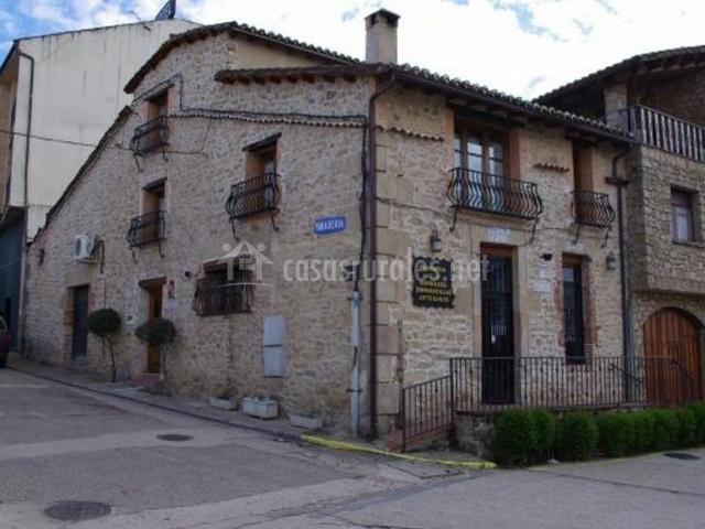 Casa rural el molino en aldeadavila de la ribera salamanca - Casas rurales en salamanca baratas ...