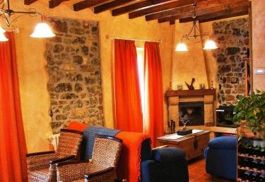 Casas rurales en sames con chimenea for Casa rural con chimenea asturias