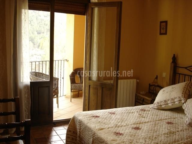 Azulejos Para Baños Asuncion:Dormitorio de matrimonio con terraza