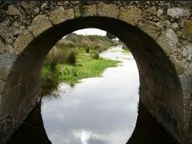 Baños Romanos Merida: romano de mérida templo romano de mérida puente romano arroyo del