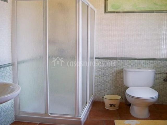 Baño Adaptado Con Ducha:hierro plato de ducha baño con plato de ducha