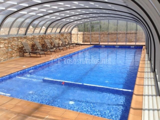Can bastons ii en vilanova de la muga girona - Casa rural con piscina cubierta ...