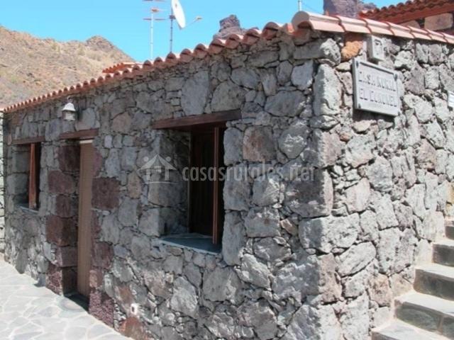 Casa rural el coronel en tejeda gran canaria - Propiedades piedras naturales ...