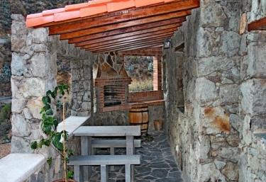 Casas rurales en tejeda con barbacoa - Patios rurales ...