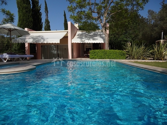 Can jaume curt en sant rafel de sa creu sant rafel de la c - Ibiza casas rurales ...