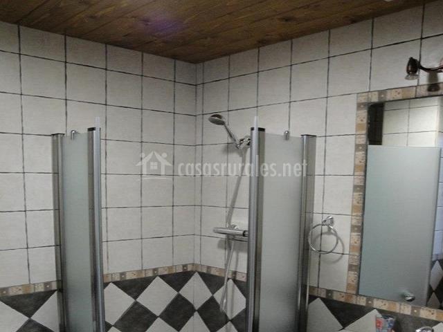Baños Con Ducha Separada:baño con ducha cocina con vitrocerámica cocina completa salón con