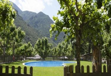 Casas rurales en sort con piscina - Casa rural sort ...