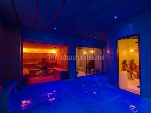 Genial sauna y ba o turco galer a de im genes sauna y - Sauna premium madrid opiniones ...