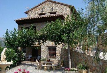 Casas rurales en los rosildos con chimenea - Chimeneas en castellon ...