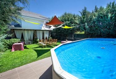 Casas rurales en navahermosa con piscina - Casa rural toledo piscina ...