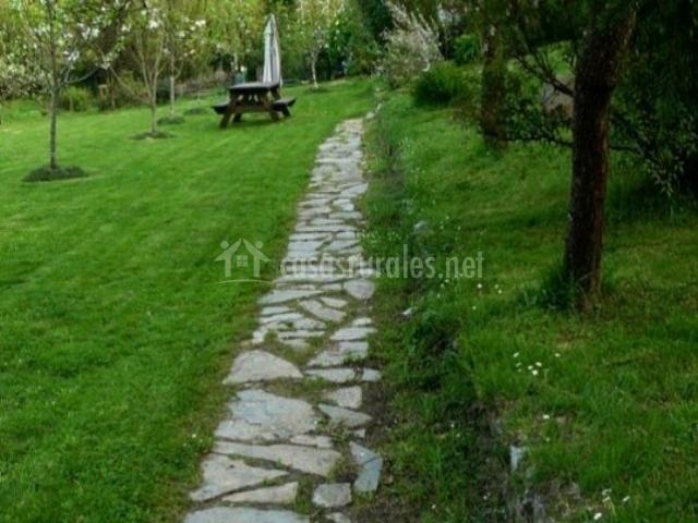 la casa azul en fuentes villaviciosa asturias