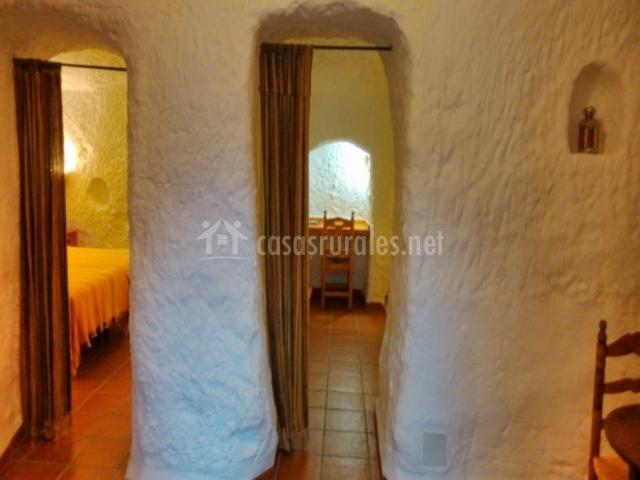 Cortinas De Baño Granada:de matrimonio cortinas en las puertas de los dos dormitorios