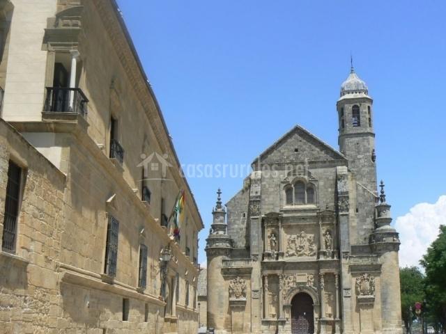 Muebles De Baño Ubeda:Doña María II en Mogon (Jaén)